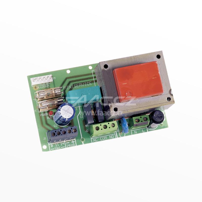 FAAC Miniservice Card (790904)