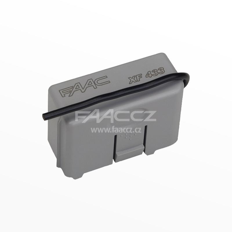 Přijímač FAAC XF 433 (319006)
