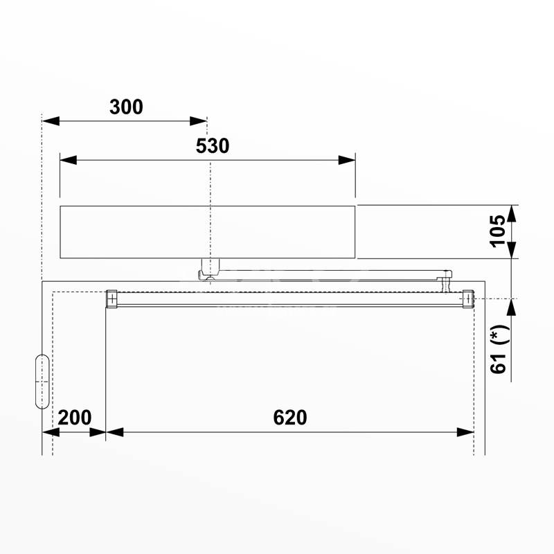 FAAC 950 N 05 (105414)