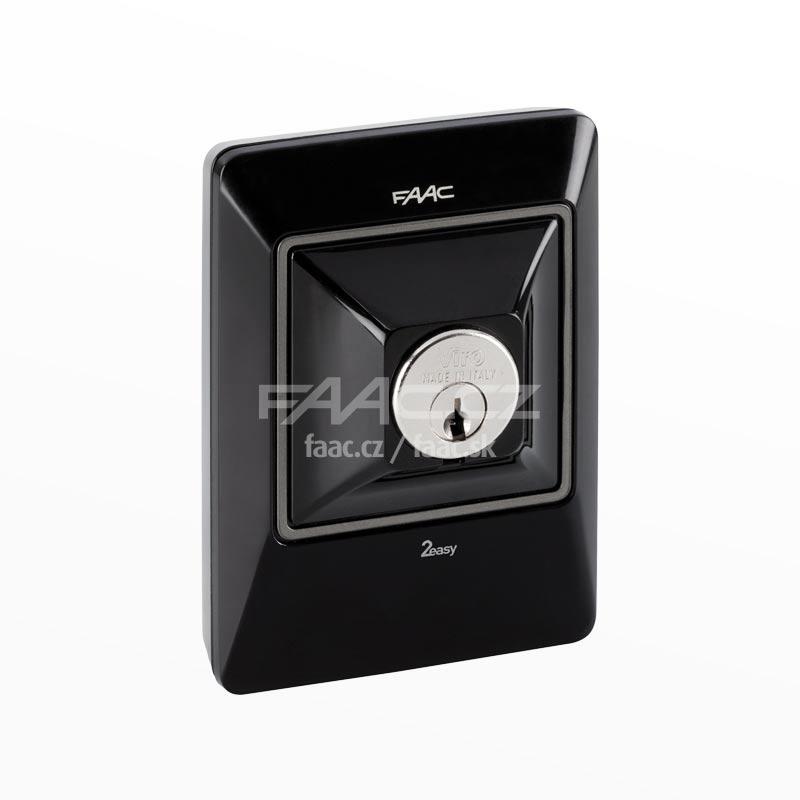 Klíčový spínač FAAC XK10 B (401304)
