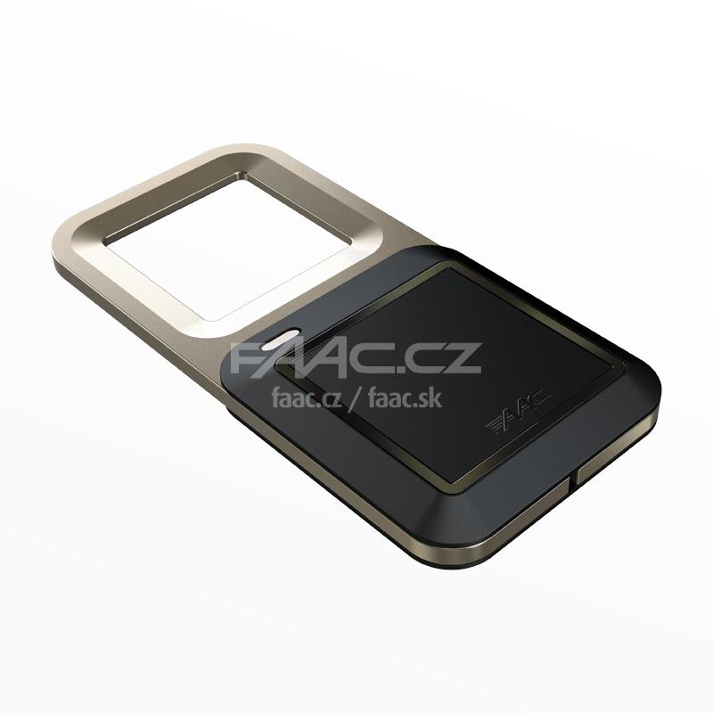 FAAC Klíčenka s kovovým úchatem (401306)