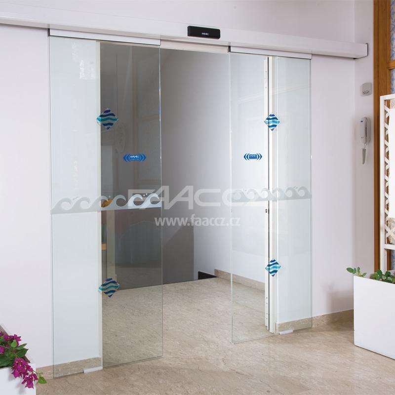 Automatické dveře FAAC A100