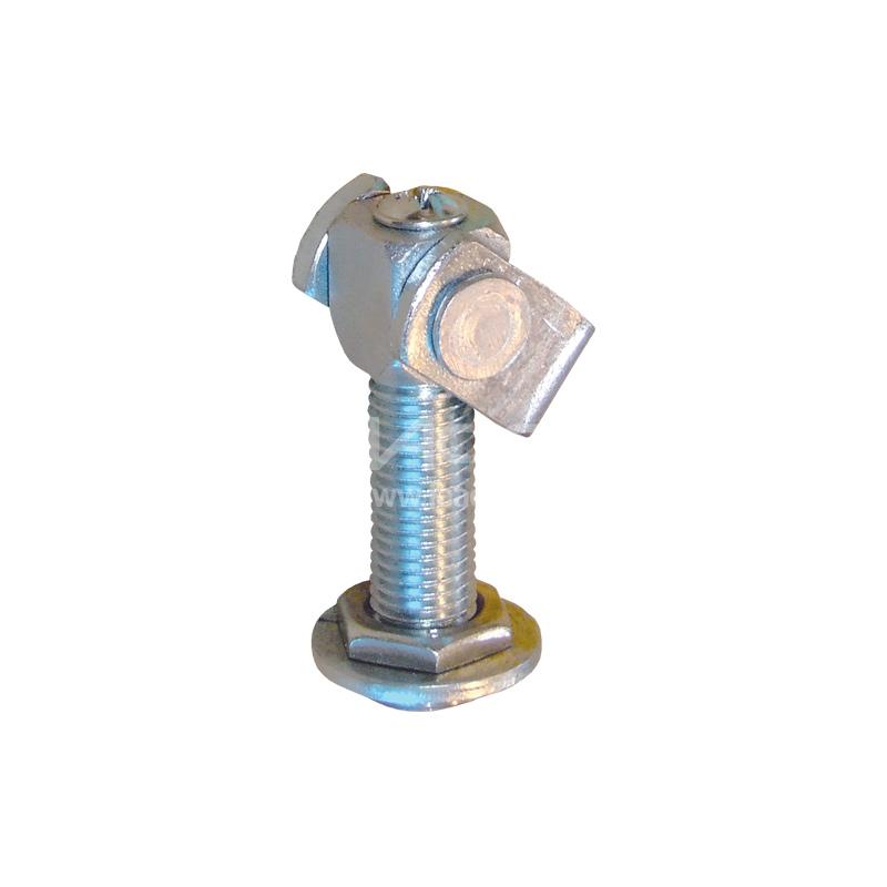 Nastavitelný pant na kovové sloupky (ZRS16N)