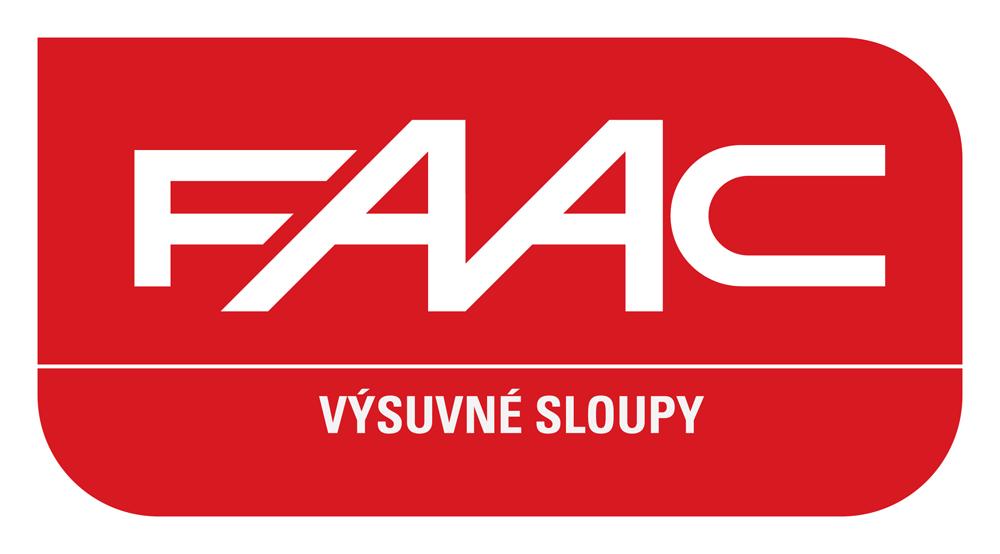 Výsuvné sloupy FAAC