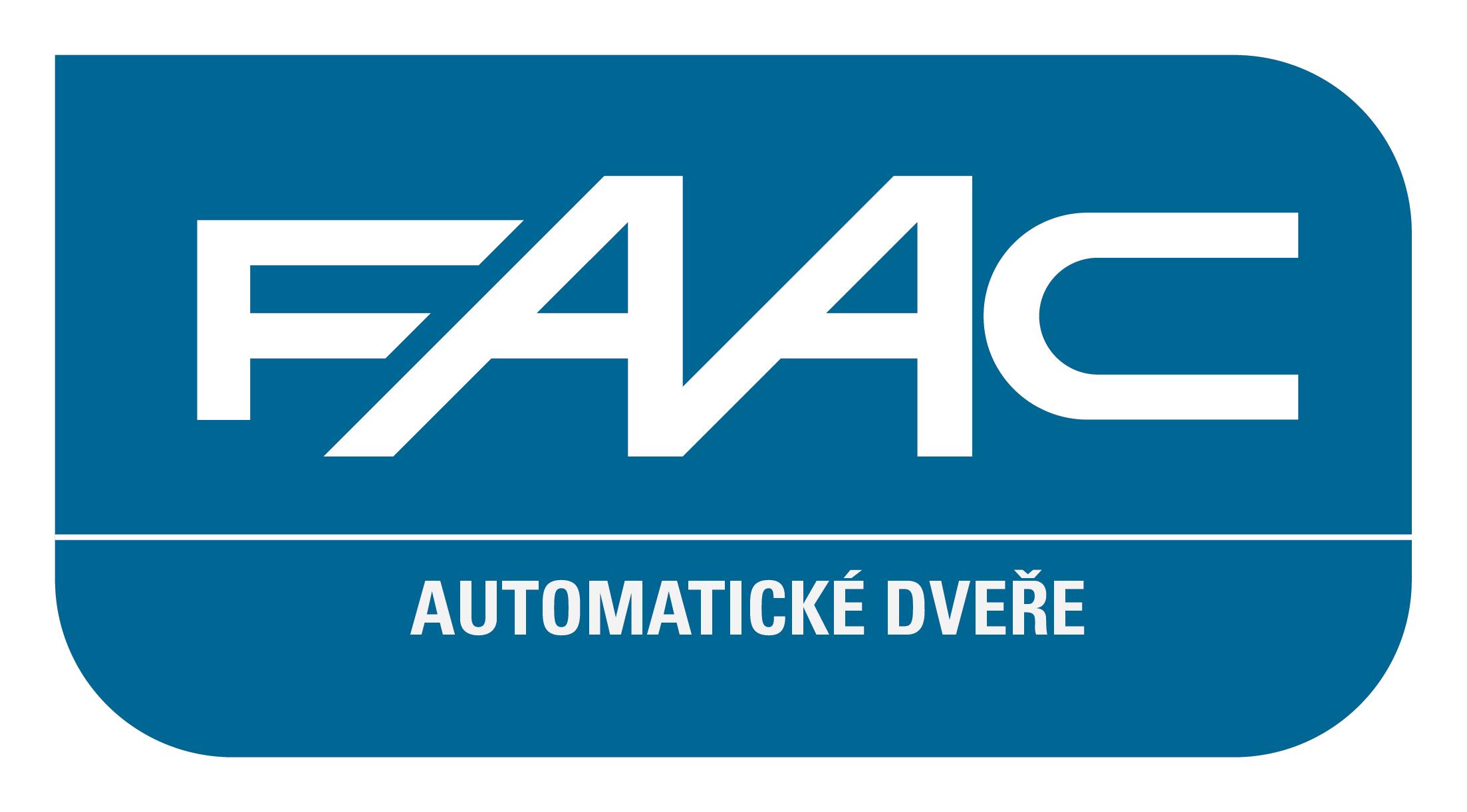 Automatické dveře FAAC