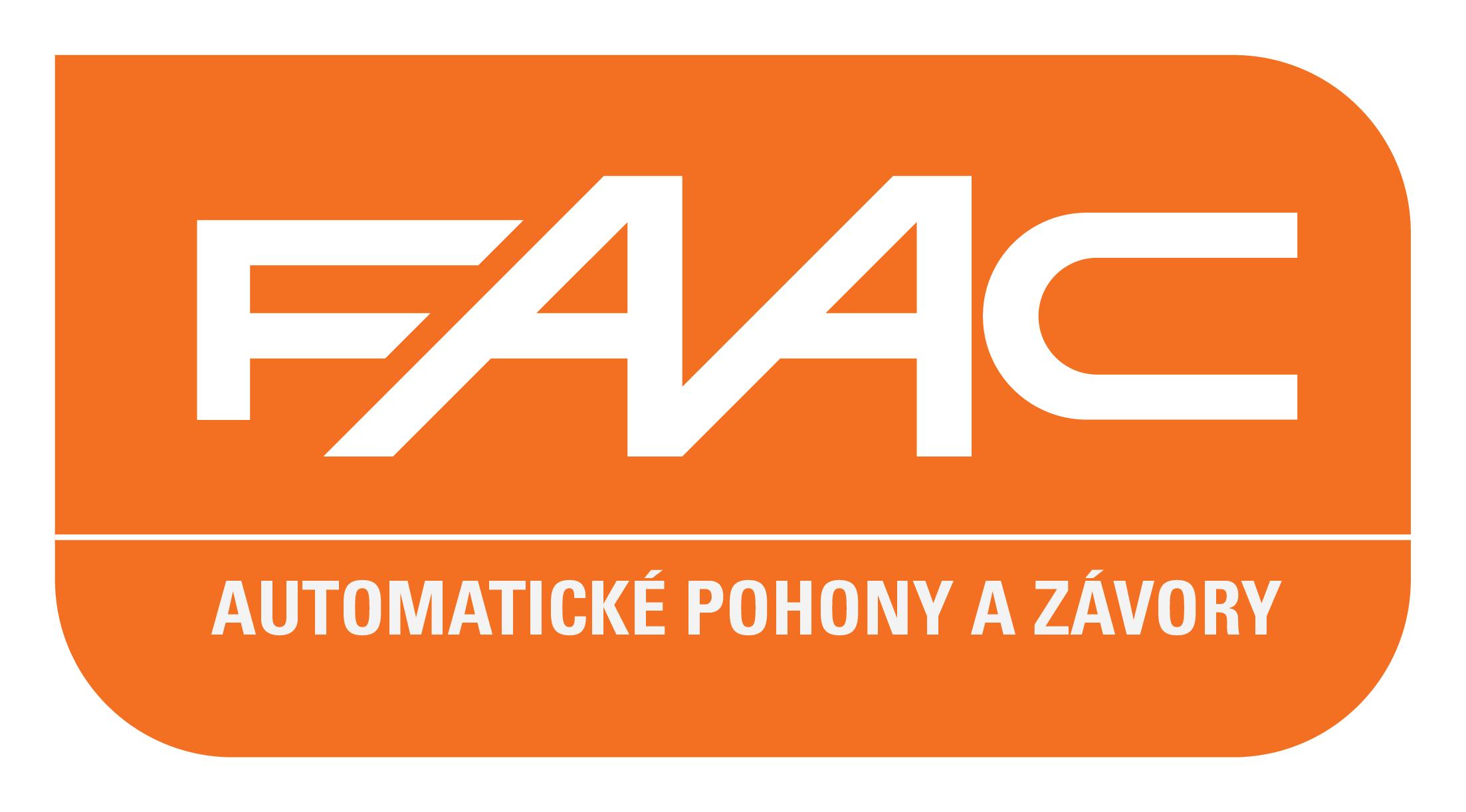 Automatické pohony a závory FAAC